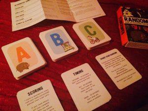 family games, randomise, randomise game, fun games