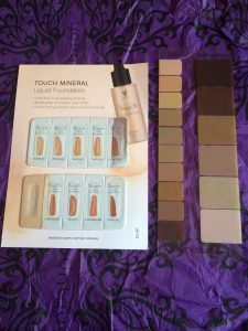 foundation, liquid to powder foundation, mineral foundation