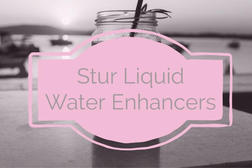 stur liquid enhancers