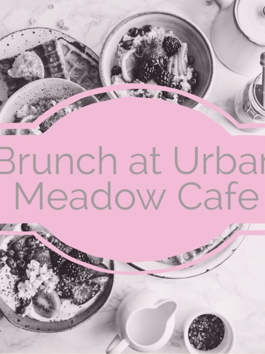 Brunch at Urban Meadow Cafe & Bar, London