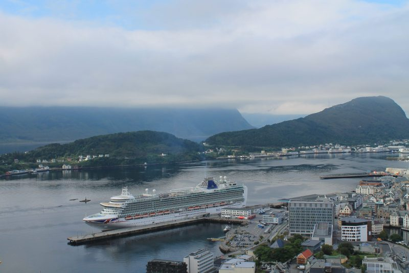Azura, Norway Fjords, Cruising for Beginners