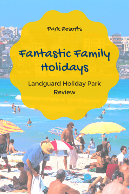 park resorts landguard holiday park, isle of wight holiday parks