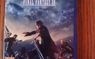 FFXV Review