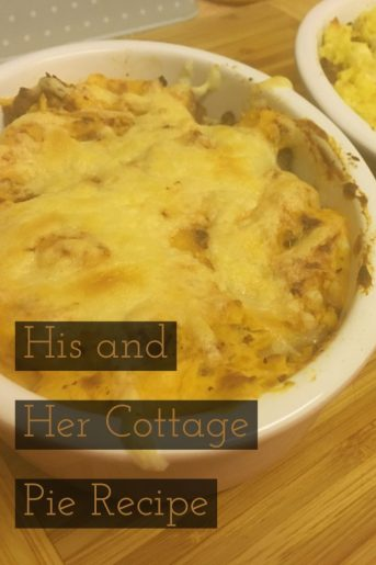 his and her cottage pie recipe