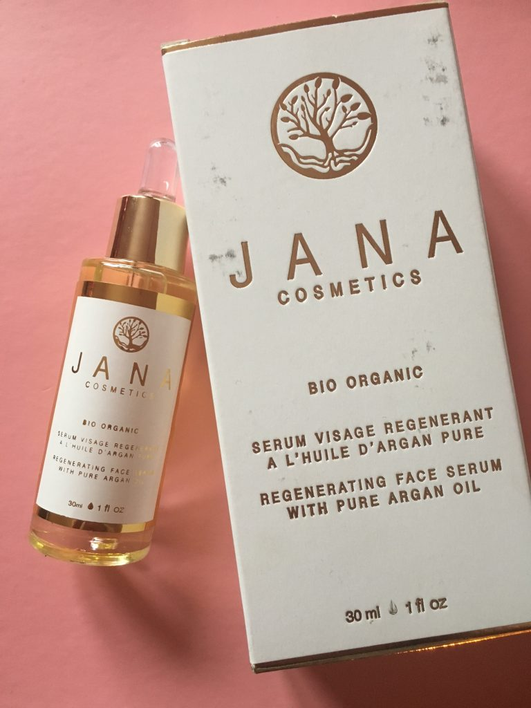 Jana Cosmetics Serum Review