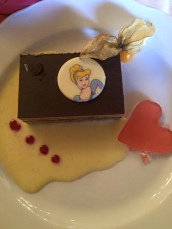 Auberge de Cendrillon Dessert