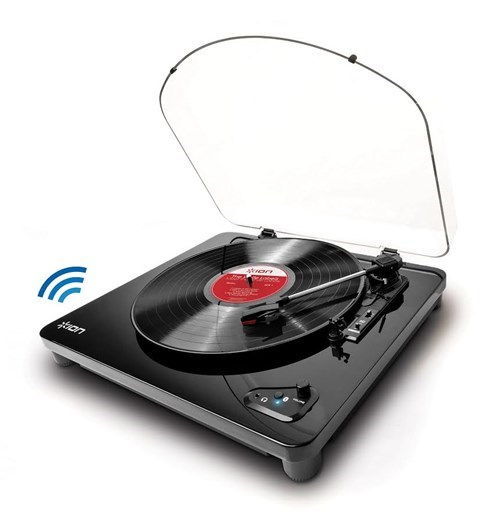 Ion Air Turntable