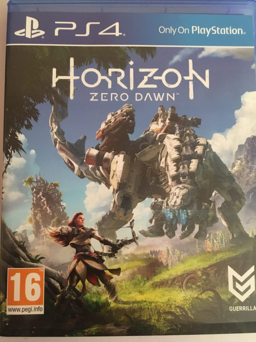 PS4 Horizon Zero Dawn Video Game Review