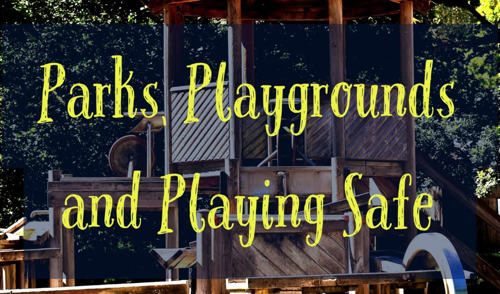 Playgrounds, Parks and Playing Safe, Playground Surfacing