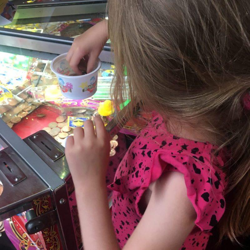 Mullion Holiday Park Arcade