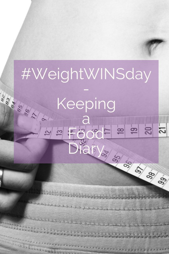 Keeping a Food Diary with WeightsWinsDay