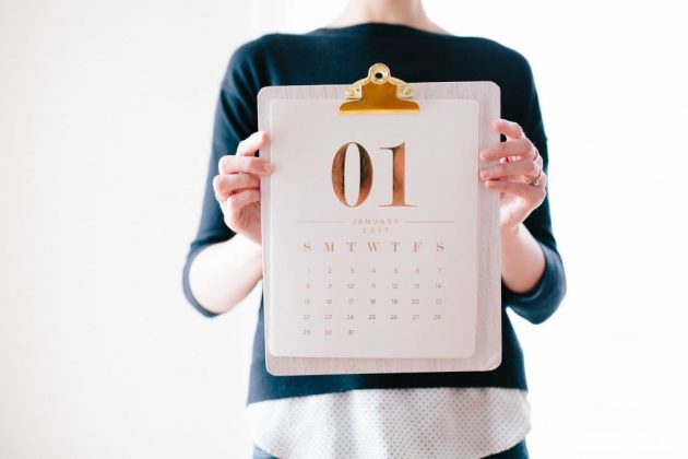 New Years Resolutions, Goal Setting, Keeping Track of Goals