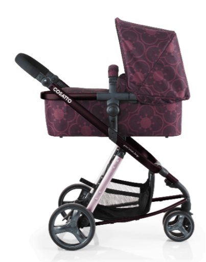 Cosatto Giggle2 Pram Available as a Travel System in Posy