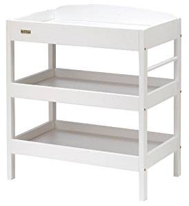 Changing Station, East Coast Dresser in White, New Baby Wishlist