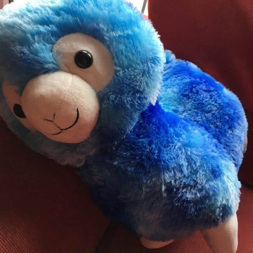 Lionel Snuggle Buddy Adorable Alpaca