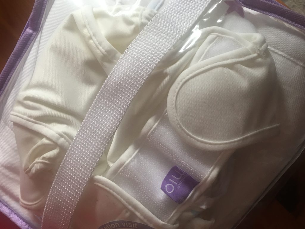 two in one cloth nappy kit from bambino mio, eco friendly family