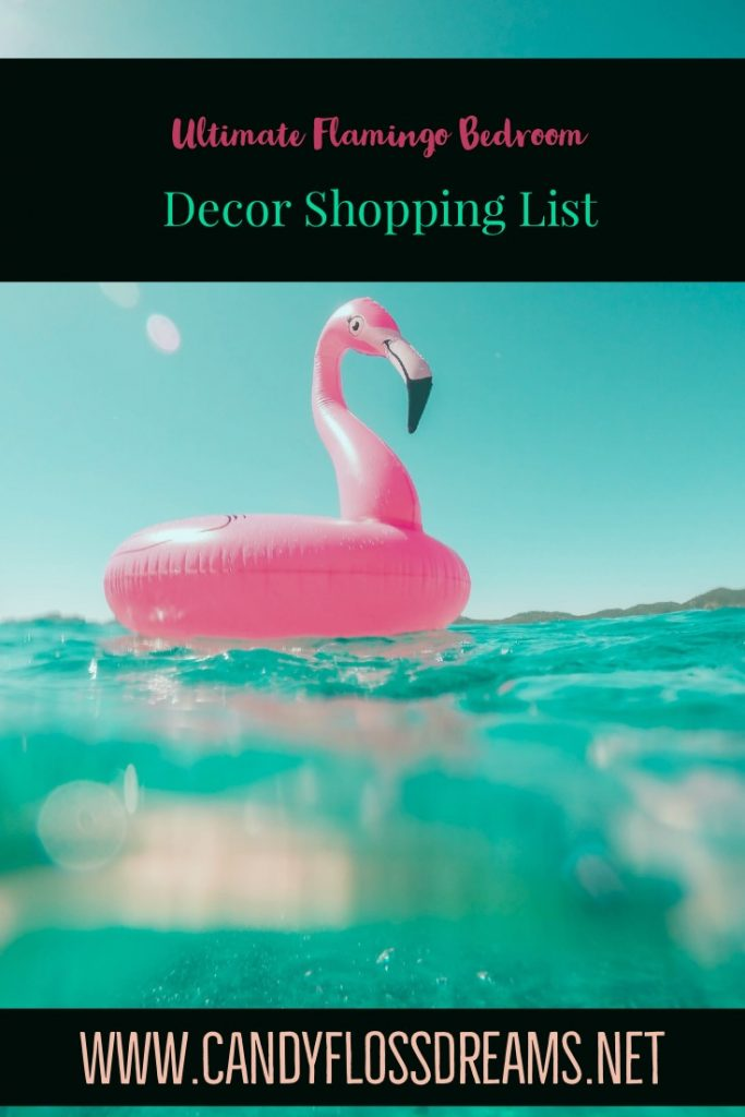 Flamingo in Water, the ultimate flamingo decor shopping list #flamingo #water #summer #decor #shopping #bedroom #bedroomdecor #lifestyle #homeandstyle