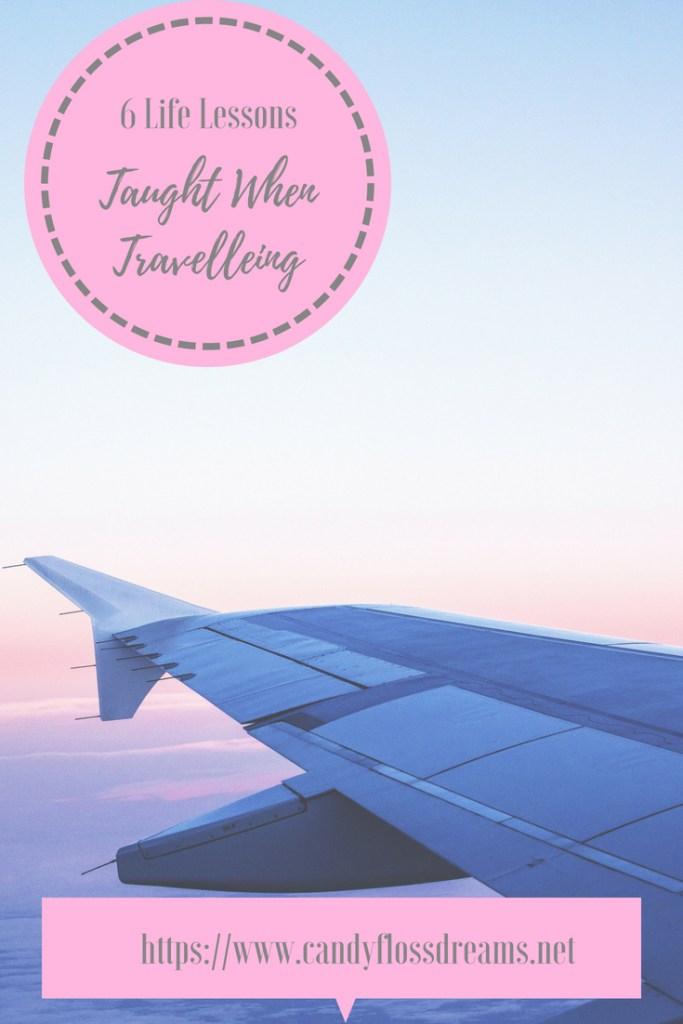 Travel Life Lessons