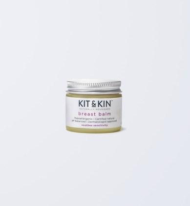kit and kin breast balm, breastfeeding essentials