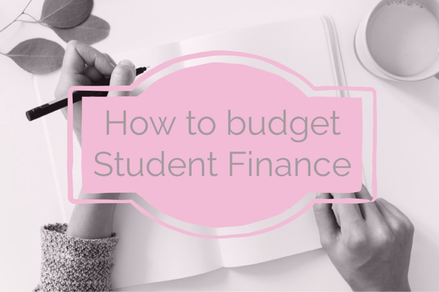 how to budget student finance
