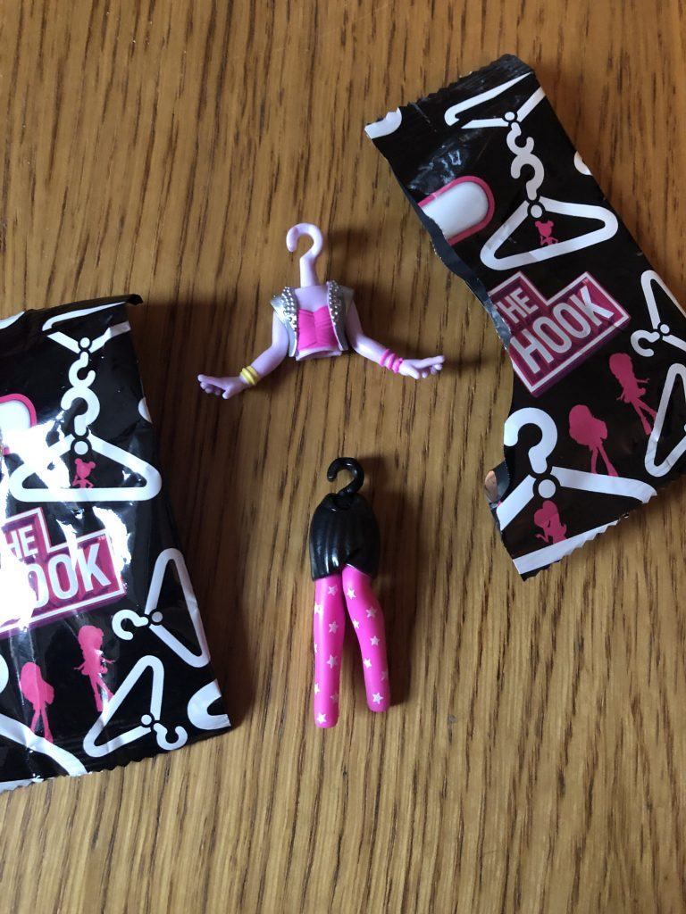 Off The Hook Fashion Doll Outfit from Blind Bags