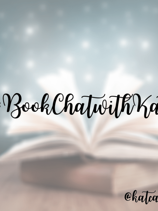 Introducing #BookChatwithKat