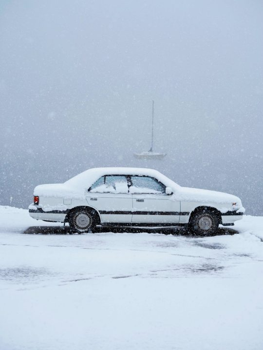 Car Safety Tips & Tyre Care for Winter
