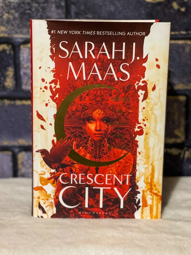 crescent city house of earth and blood one of my favourite reads of 2020