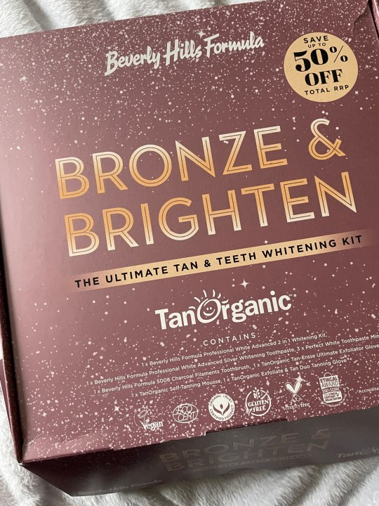 Bronze & Brighten in time for Summer – Ad