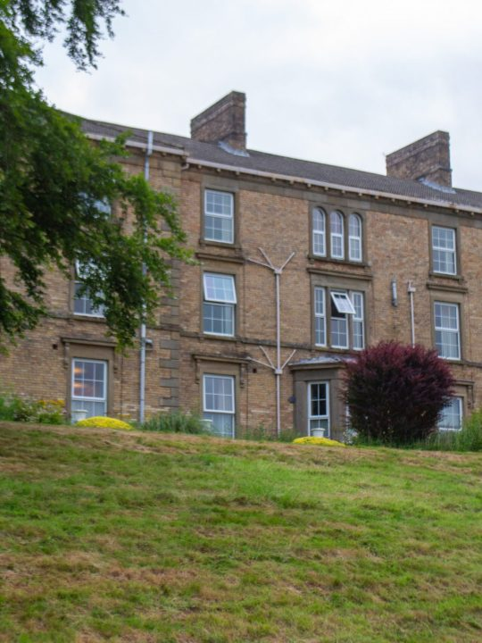 Gilsland Hall Hotel Family Room Review