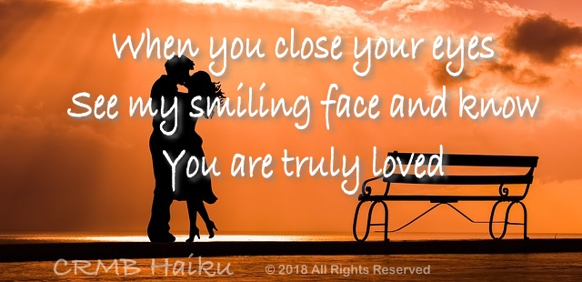 Valentine – Haiku