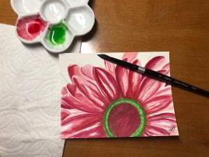Pink Flower 4/4