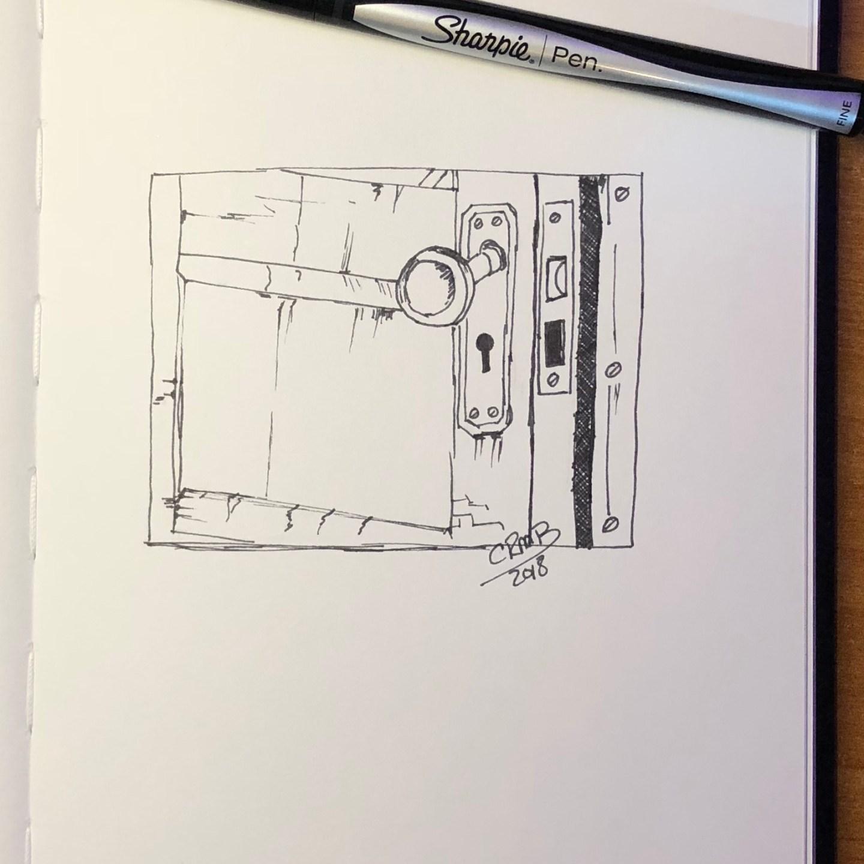 Sketch – Doorknob