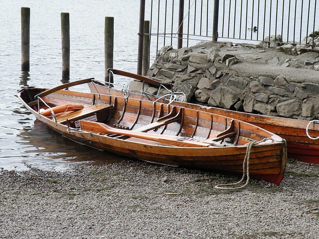 Rowboat – Haiku