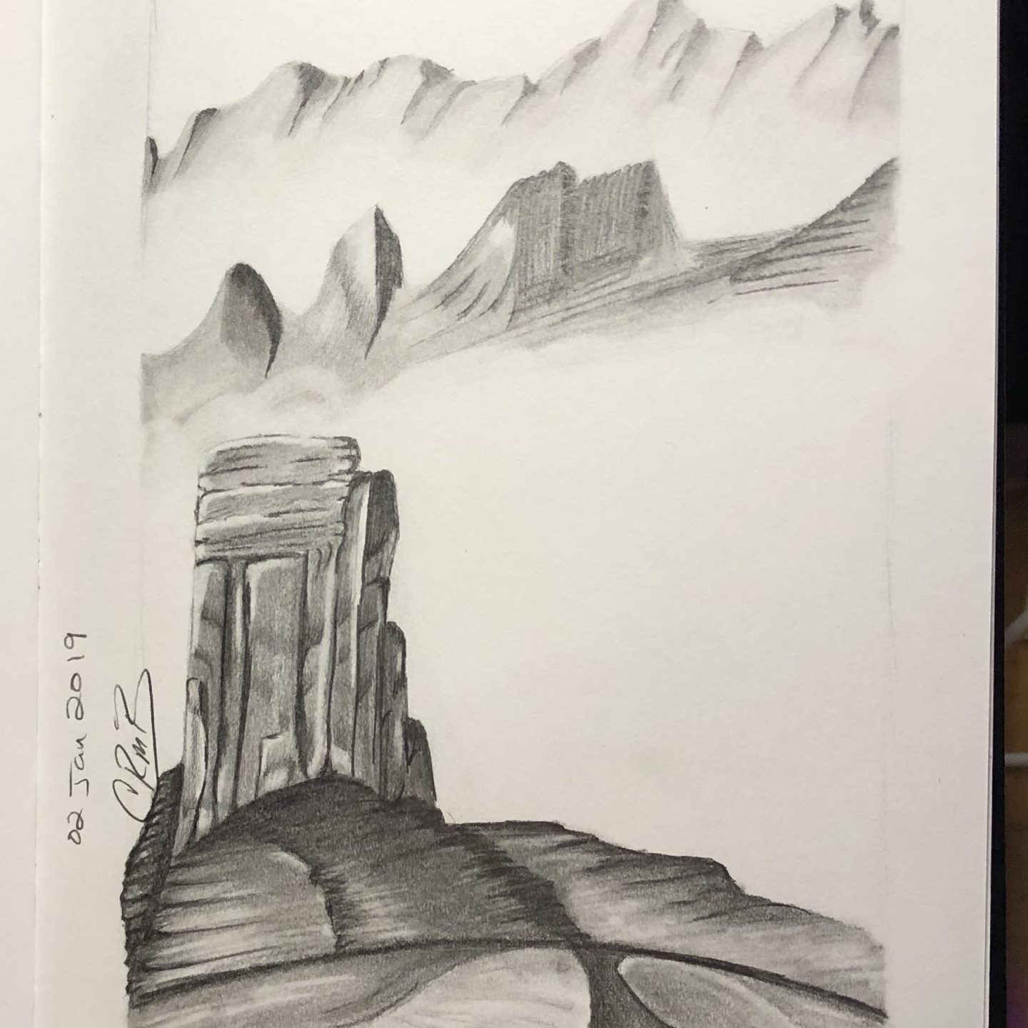 Sketches – Done