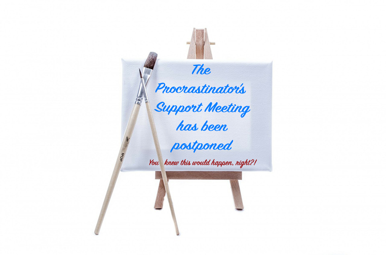 Day of Procrastination – Haiku
