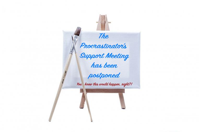 Day of Procrastination – Haiku