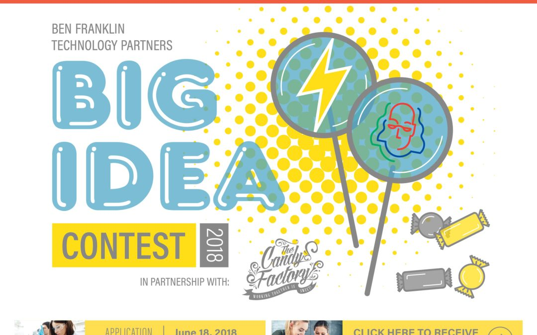 Take Part in the Ben Franklin Big Idea Contest