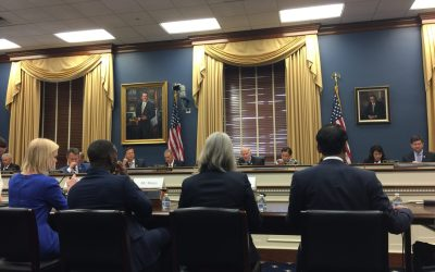 Candy Factory / Rock Candy Founder, Anne Kirby Speaks to the House Small Business Committee on the gig economy and coworking