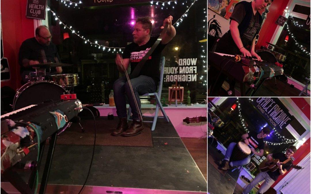 The Evolving Sound: Improvised Music in Lancaster