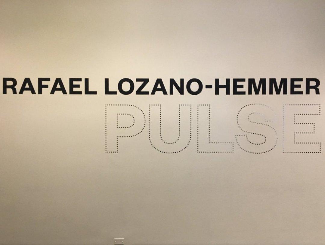 Pulse by Rafael Lozano-Hemmer