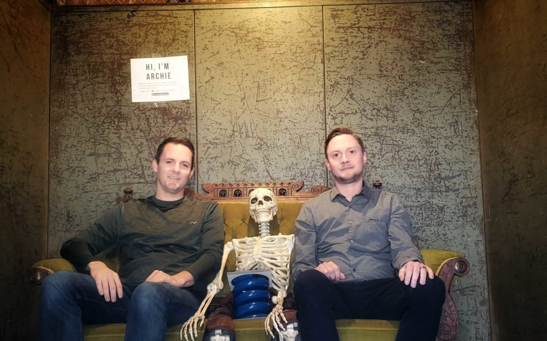 Member Spotlight:  Team CDM – Florian Sassmannhausen & Bradlay Hunt -das Leben ruhiger machen!  (making life quieter)