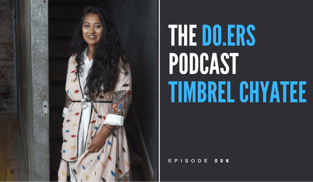 DO.ERS 006 An ethical approach to fashion with Timbrel Chyatee