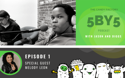5BY5 Ep.1 with Melody Leon
