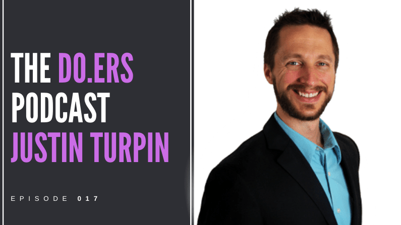 DO.ERS 017 Self improvement through hypnosis with Justin Turpin