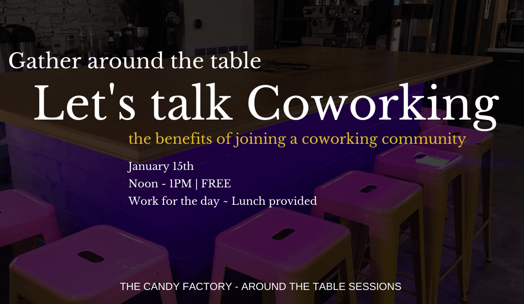 Let's Talk Coworking – Table Session