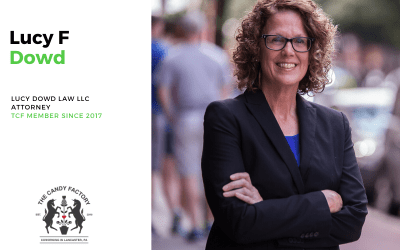 Member Highlight – Lucy F Dowd