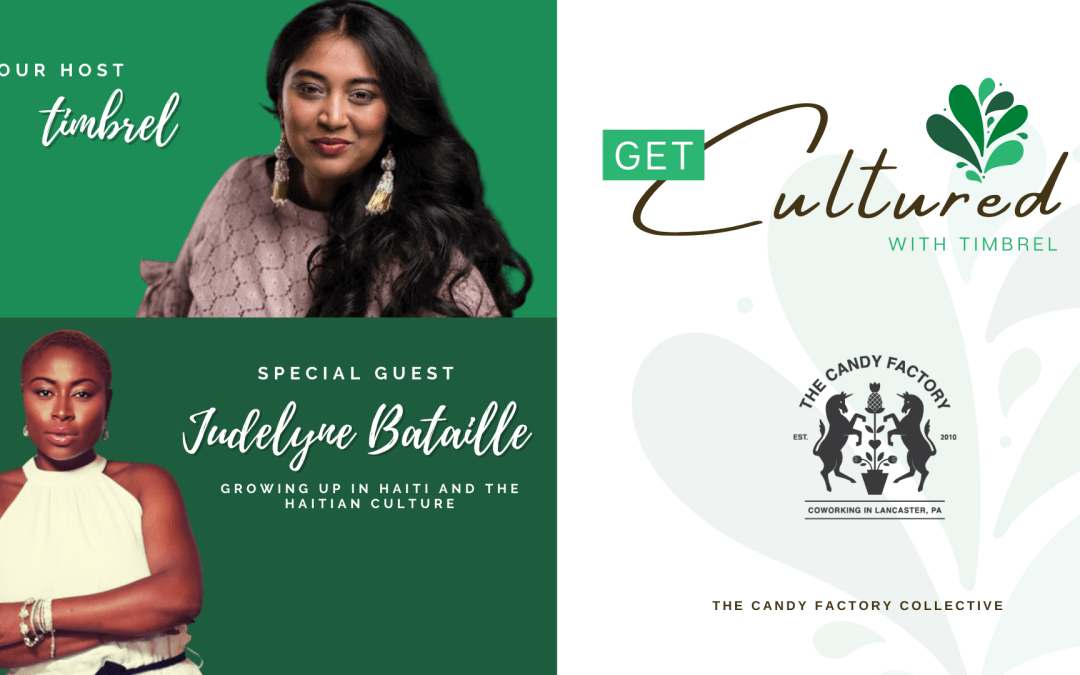 Get Cultured Ep. 2 with Judelyne Bataille