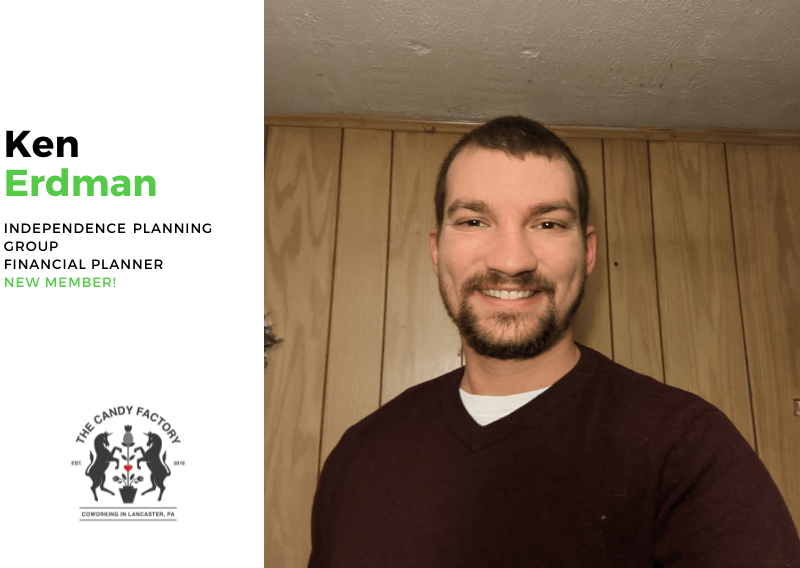New Member Spotlight – Ken Erdman