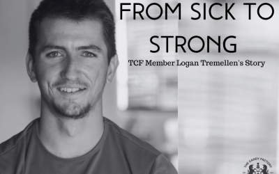 """""""From Sick to Strong 